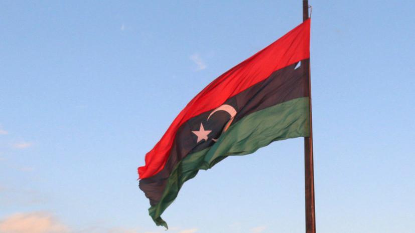 США временно вывели военный контингент из Ливии