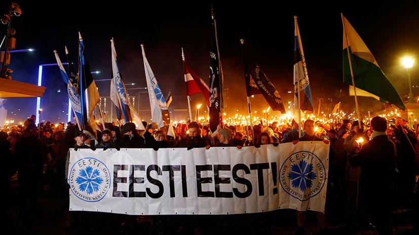 «Столько нацизма, сколько разрешат»: как вхождение ультраправых в правительство Эстонии может повлиять на её политику