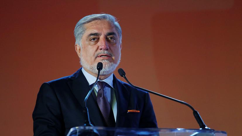 Премьер Афганистана призвал Россию помочь в переговорах с талибами
