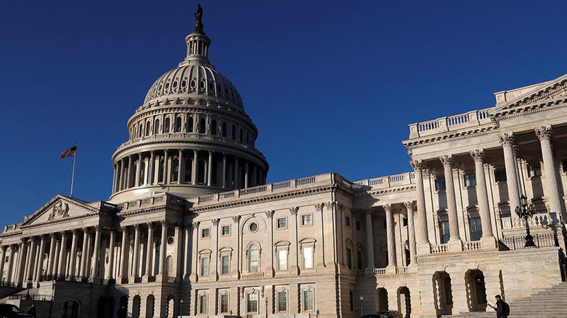 В США заявили об «усталости» от инициатив по санкциям против России