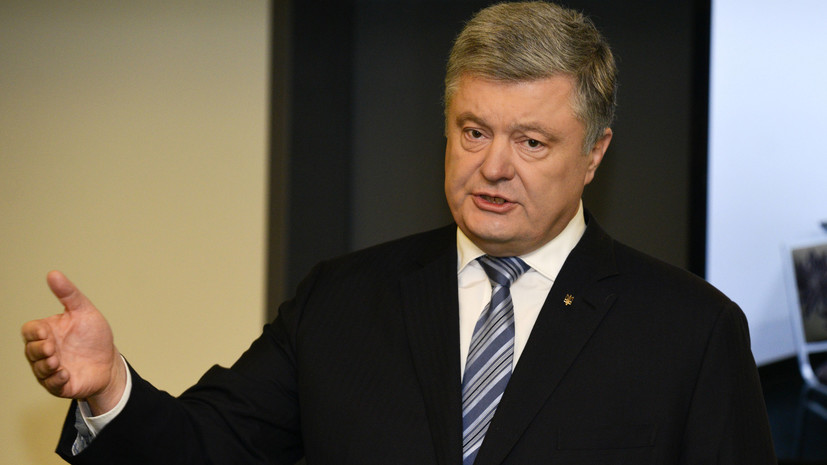 Порошенко отстранил главу Одесской облгосадминистрации