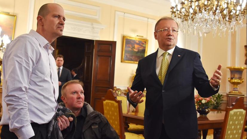 В Кремле ожидают информации от Яковенко по встрече с Роули