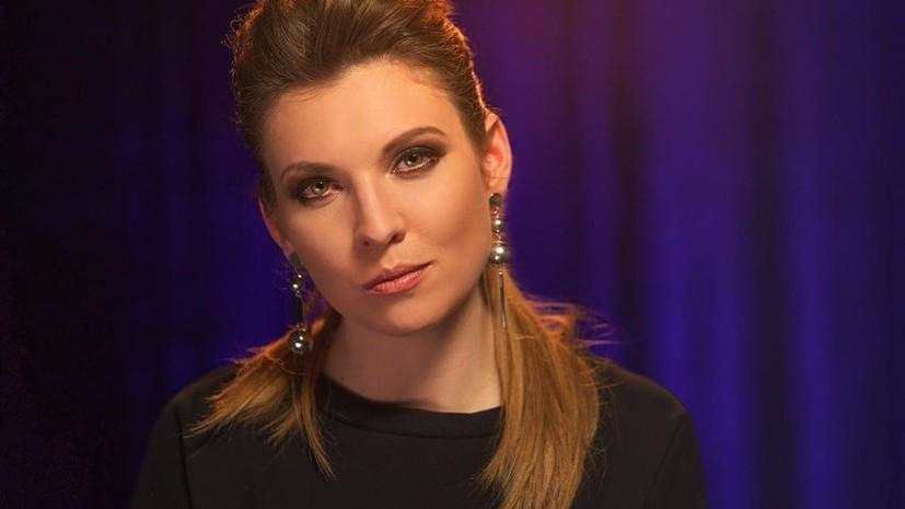 Скабеева прокомментировала новый выпуск «Рейтинга травли» медиаперсон