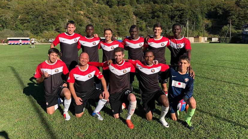 Футбольное мошенничество: полиция проверяет информацию об обманутых спортивными агентами иностранцах