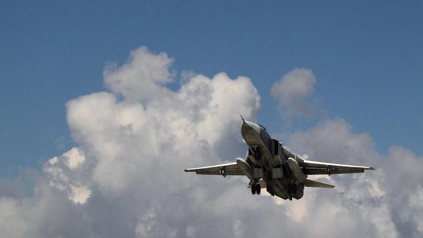 Более 30 самолётов и вертолётов ЧФ подняты по учебной тревоге