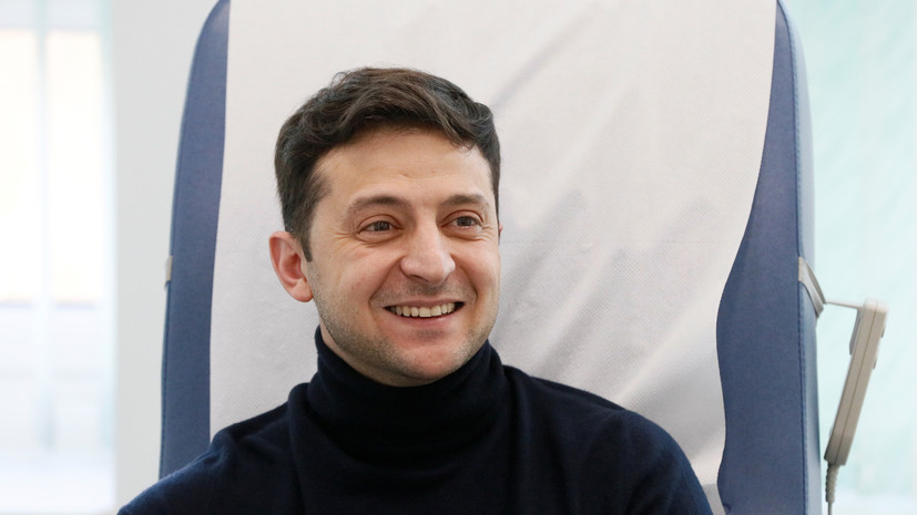 В штабе Зеленского ответили на призыв Порошенко повторно сдать анализы