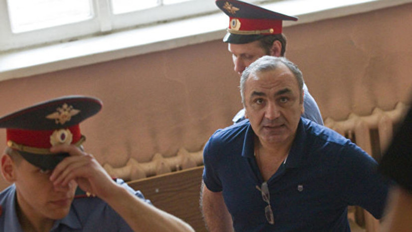 Криминальный авторитет Таро вышел из колонии в Оренбургской области