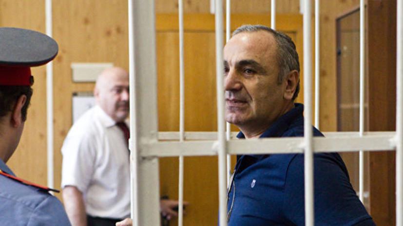 Криминального авторитета Таро снова арестовали