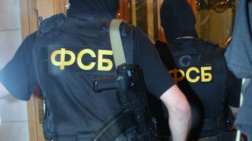 «Ведение партизанской войны против России»: ФСБ и МВД задержали члена «Правого сектора» Пирожка