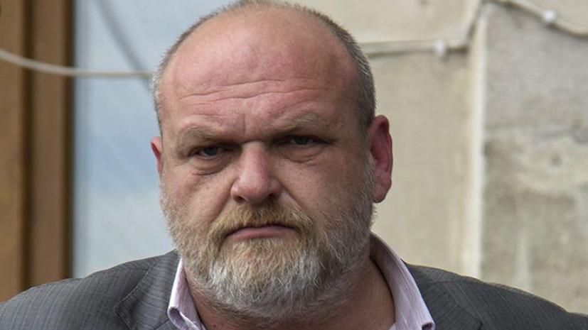 В «Правом секторе» подтвердили, что задержанный Пирожок был членом организации