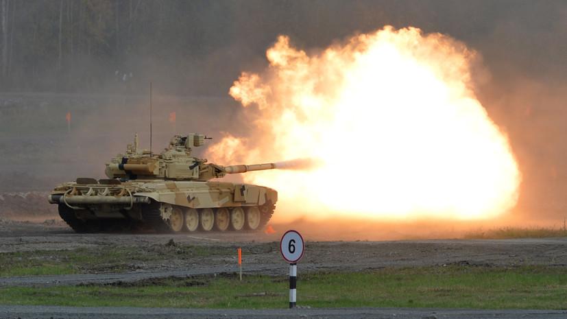 «Москва — безальтернативный поставщик»: как Индия укрепляет свои танковые войска российской техникой