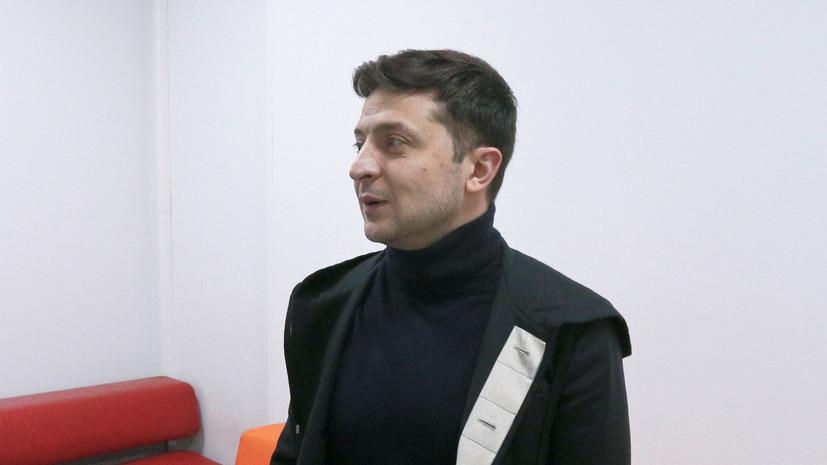 СМИ: Зеленский планирует исключить Медведчука из переговоров по Донбассу