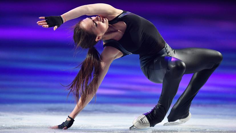 «Нужно стремиться к титулу многократной чемпионки»: Бутырская призвала Загитову не завершать карьеру