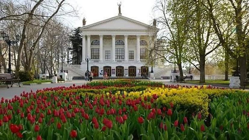 Реконструкцию Театра имени Луначарского в Севастополе начнут в 2020 году