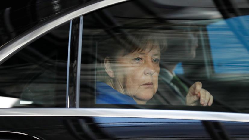 СМИ сообщили о смерти матери Ангелы Меркель