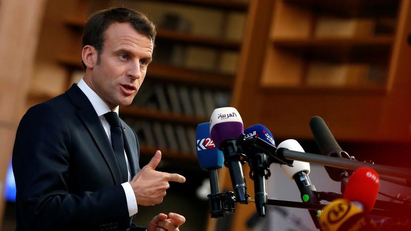 Во Франции вступил в силу «антихулиганский» закон