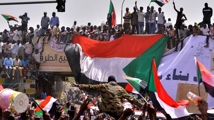 В российском посольстве рассказали об обстановке в Судане