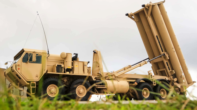 США объявили о планах разместить в Румынии систему ПРО THAAD