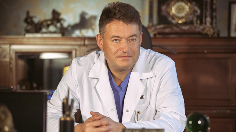 «Мы не можем влиять на заболеваемость, но можем уменьшить смертность»: главный онколог России — о борьбе с раком