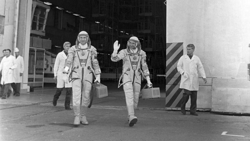 «На Земле понимали, что рискуют экипажем»: как проходила операция по спасению станции «Салют-7»