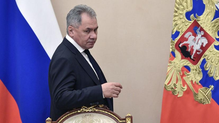 Минобороны совершенствует инфраструктуру войск в Крыму и Арктике