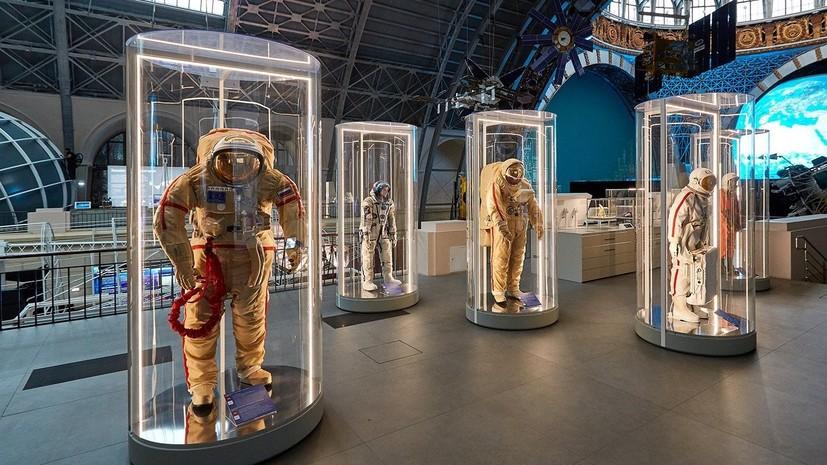 Отреставрированный павильон «Космос» на ВДНХ посетили более миллиона человек за год