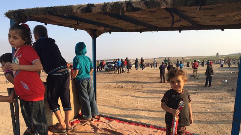 В ходе столкновений с израильской армией в секторе Газа погиб подросток