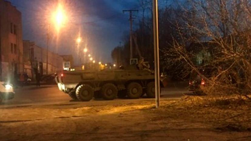 Губернатор прокомментировал контртеррористическую операцию в Тюмени