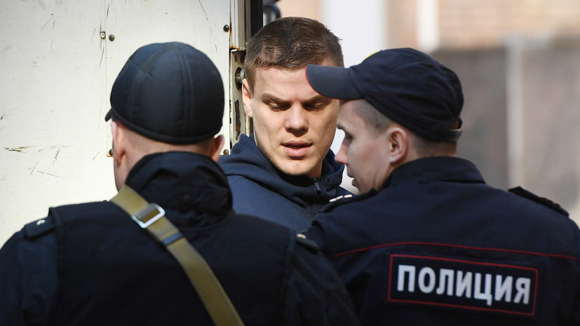 Допросы свидетелей и показания потерпевшего: как прошла первая неделя суда над Кокориным и Мамаевым