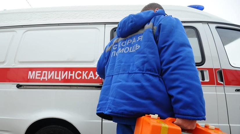 В Подмосковье неизвестный расстрелял двух мужчин