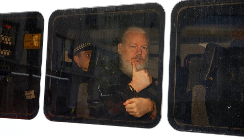 Адвокат Ассанжа заявила о его готовности сотрудничать со шведским следствием