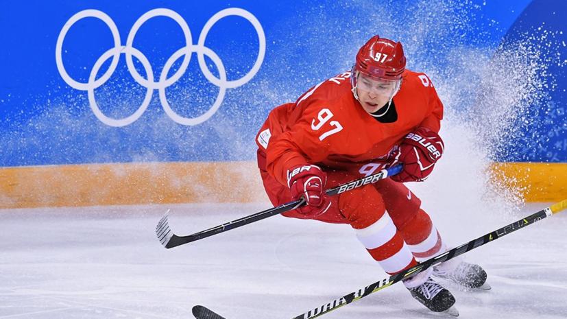 Хоккеист Гусев подписал контракт с «Вегасом»