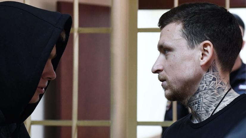 Мамаев пожаловался на вентиляцию в автозаке, на котором его возят в суд