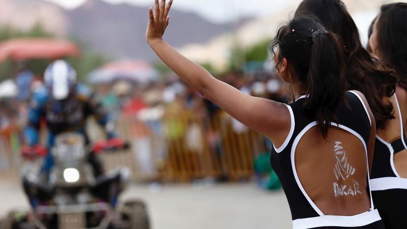 Официально: ралли-марафон «Дакар-2020» перенесён в Саудовскую Аравию