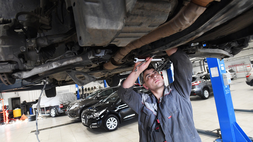В Федерации автовладельцев оценили отказ от идеи видеофиксации техосмотра