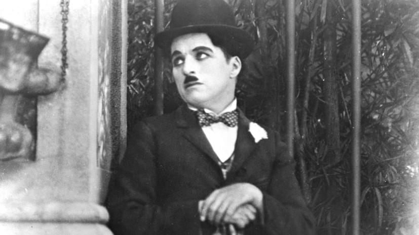 Тест RT по фильмам Чаплина: в каком из них вы могли бы сыграть?