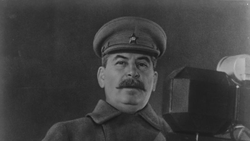 Впервые в XXI веке роль Сталина положительно оценило большинство россиян