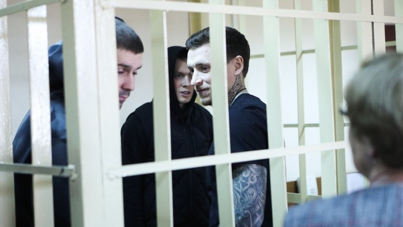 Чемпионат РФ : Суд отвергнул  апелляцию напродление ареста Кокорина иМамаева