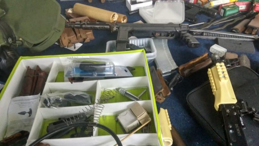 В Екатеринбурге пресекли работу мастерской по ремонту огнестрельного оружия