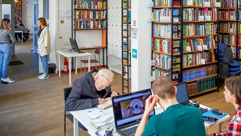 В рамках акции «Библионочь» в Москве пройдут встречи с писателями