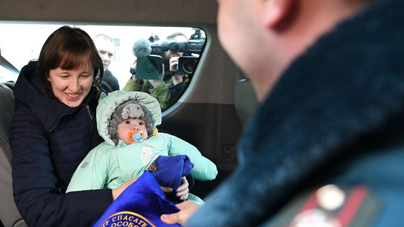Спасённого в Магнитогорске младенца направят на реабилитацию в Челябинск