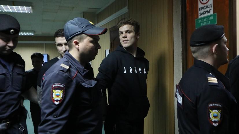 Пак заявил, что Кокорину было весело во время конфликта