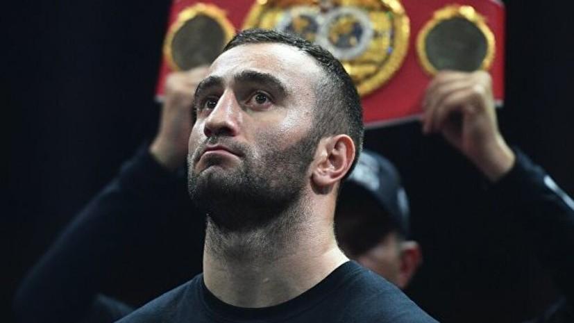 Боксёр Гассиев в ближайшее время вылетит в США для подготовки к следующему бою