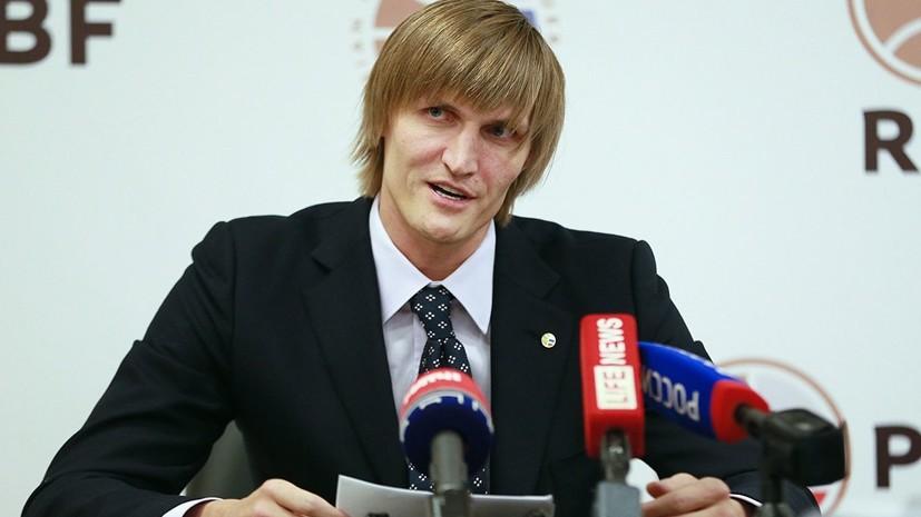 Кириленко рассказал о просмотровых сборах для потенциальных кандидатов в национальную команду