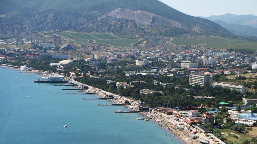 Депутат из Италии отметил прогресс Крыма за пять лет в составе России