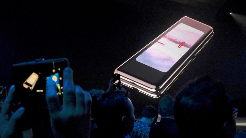 Эксперт оценил сообщения о случаях поломок Samsung Galaxy Fold