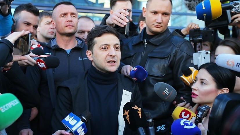 Зеленский предложил отдать резиденции президента детям