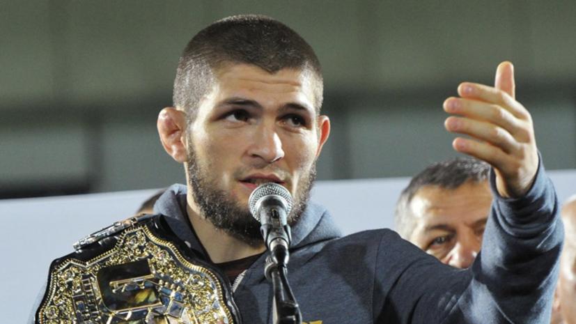 Нурмагомедов признался, что пользовался своей значимостью в переговорах с UFC