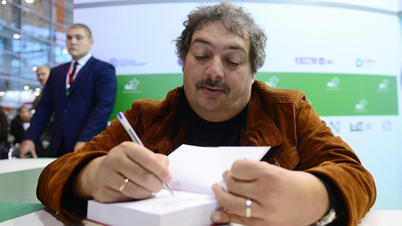 Скворцова рассказала о состоянии Дмитрия Быкова
