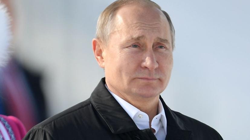 Путин назвал общие для России и Эстонии интересы